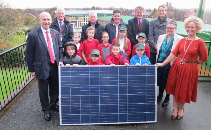 Energy Storage for Swinton Fitzwilliam Primary School