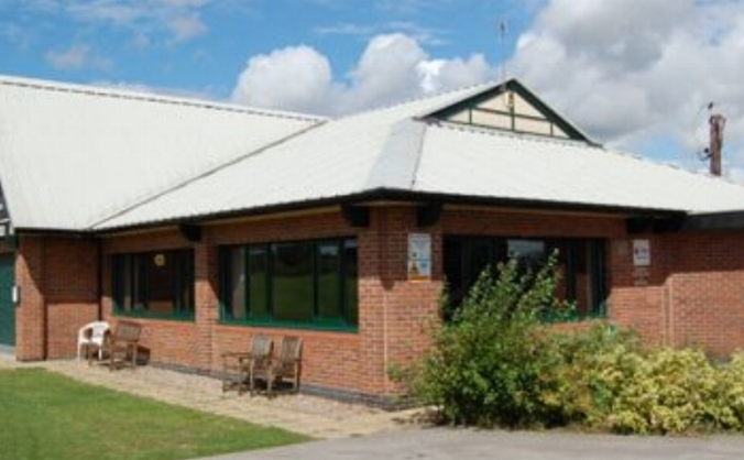 Lichfield Sports Club photovoltaic cells