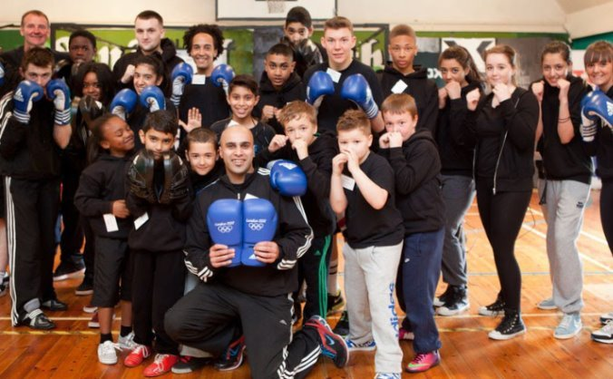 Nottingham School of Boxing Community Gym