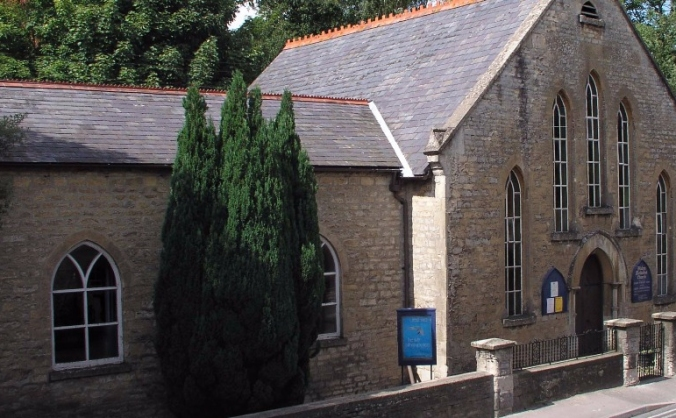 Bladon Church Rebuilding Project
