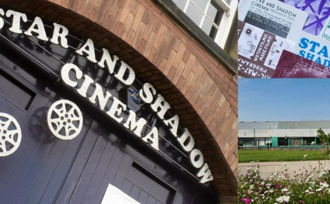 Build a community cinema at the Star & Shadow