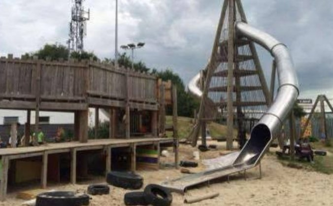Leigh Park Adventure Playground