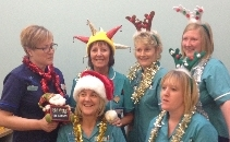 Fund a hospice patient's festive lunch