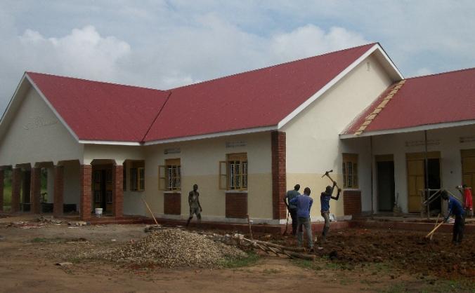 Romogi Primary Health Care Centre