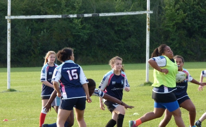 Kit for Bedford Jnr Blues Girls - U13, U15 and U18