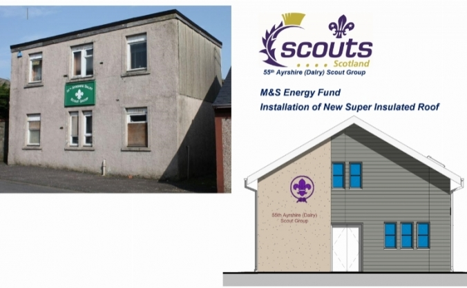 55th Ayrshire (Dalry) Scout Group