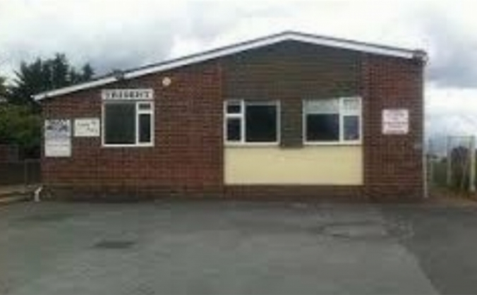 Trident Youth; Community Centre