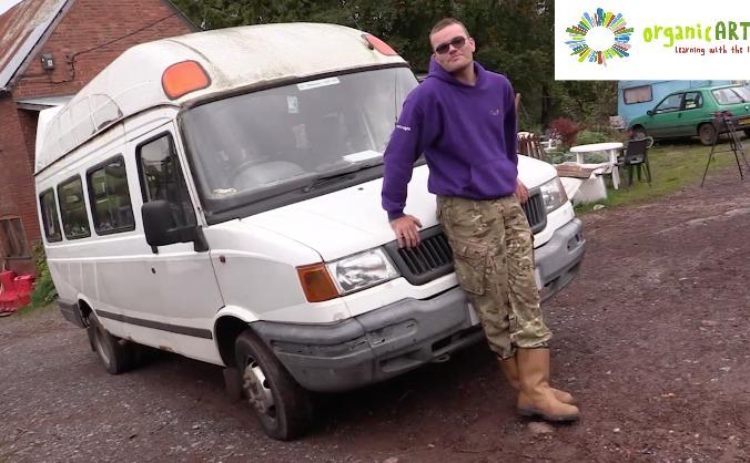 organicARTS Mini Bus Appeal
