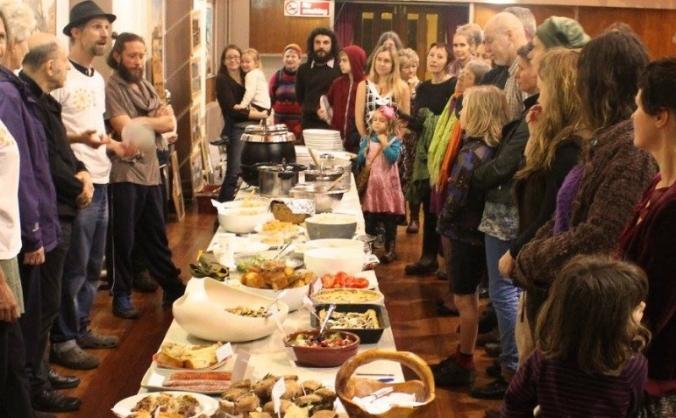Totnes Community Potlucks 2017