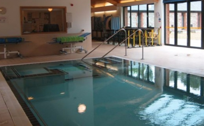 Bristol: Freeways Hydrotherapy Pool