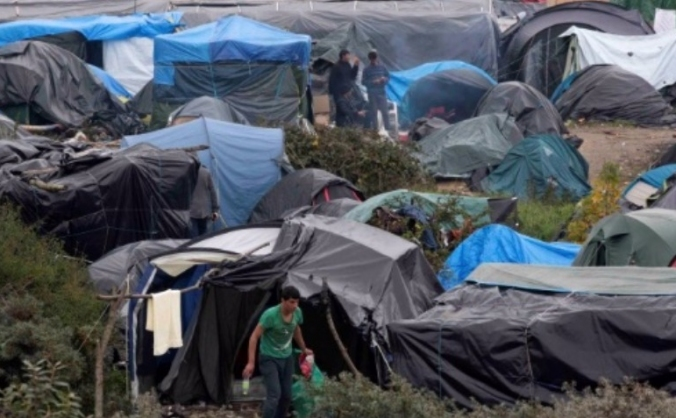 Twyford Aid Delivery to Calais Refugee Camp