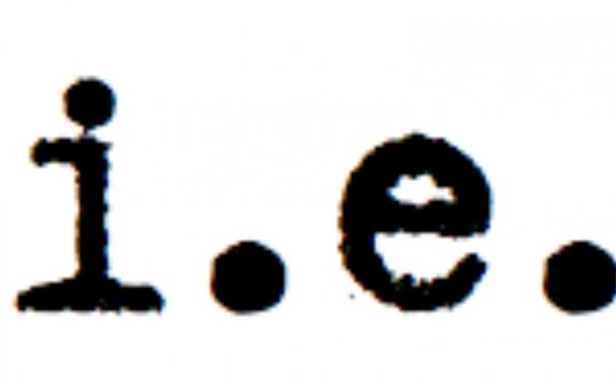 i.e. Independent Evelyn