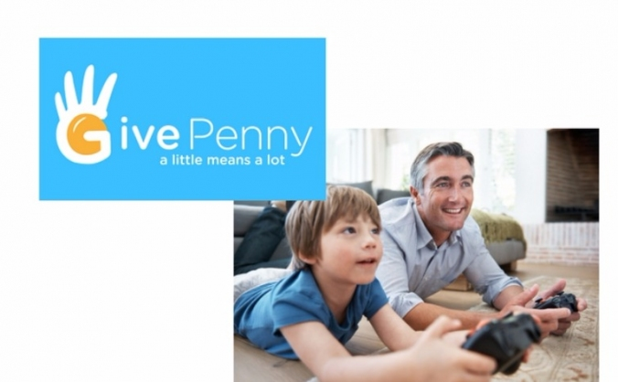 GivePenny - Connecting Gaming to Charity