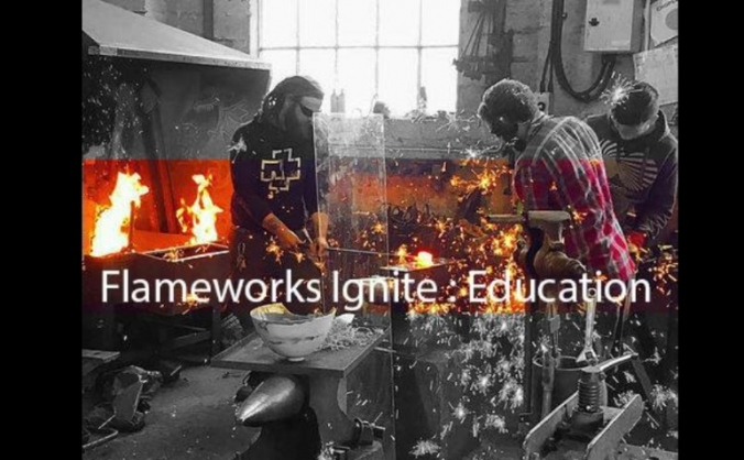 Flameworks Ignite : Education
