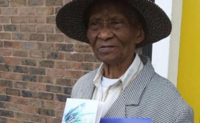 Fund 100 yr old Mugging Victim Mrs Roberts