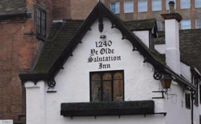 Ye Olde Salutation Restoration Fund