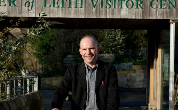 Elect Gavin Corbett: Fountainbridge-Craiglockhart