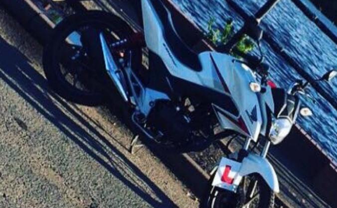 Please help replace my boys stolen motorbike!