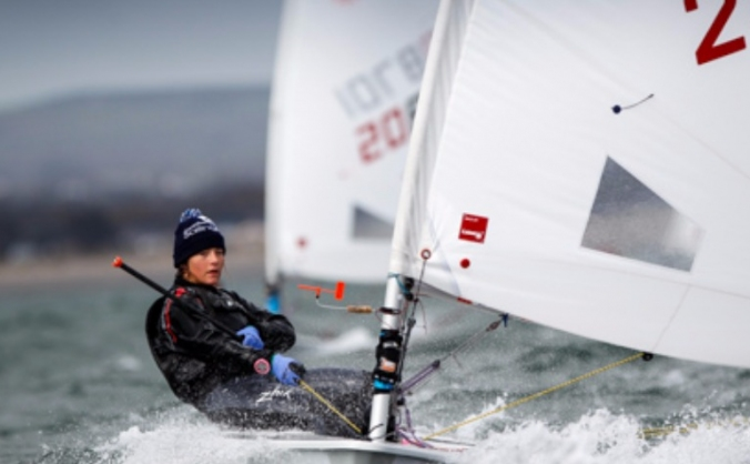 Send Chloe to the Youth Sailing Worlds!