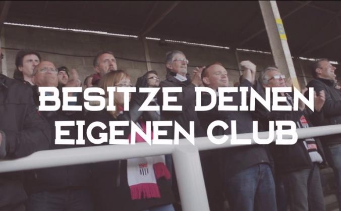 Dein eigener Club - Bath City F. C.