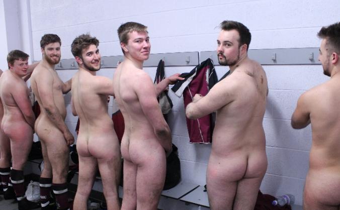 2017 SHU Rugby Nude Fundraising Calendar & Film