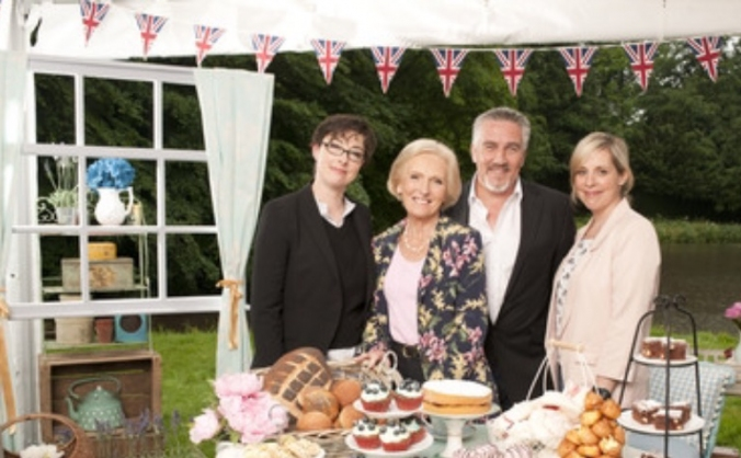 Keep GBBO on BBC