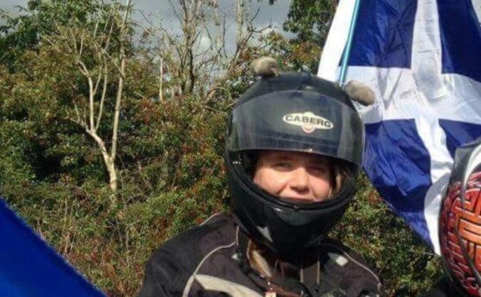 Motorbike photographer,raise money for charities
