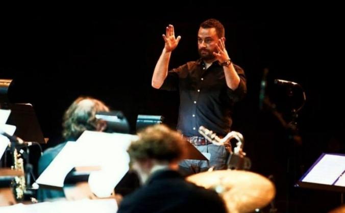 Tom Haines - Live Jazz Orchestra Recording