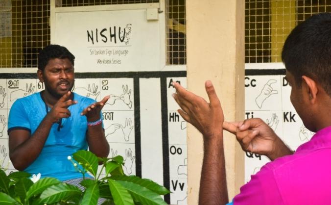 Sri Lankan Hearing Aids Deaf Charity