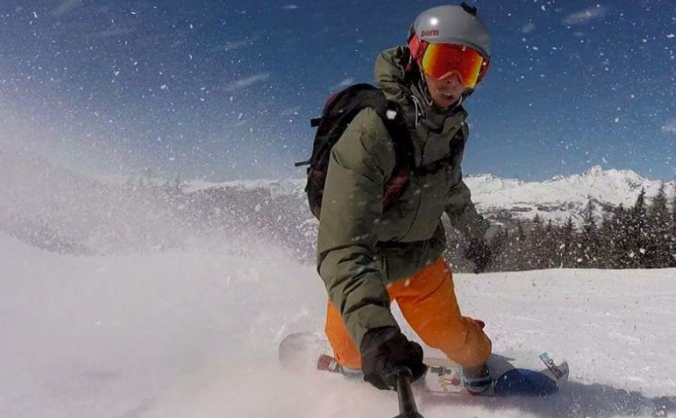 Snowboarder(SBX)Training And For Future Events