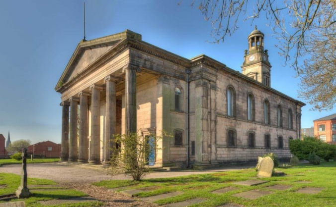 St. Thomas' Ceiling Restoration Appeal