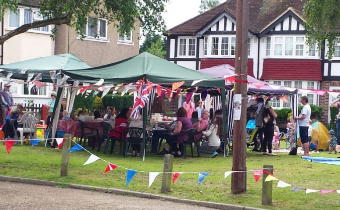 Fulwell Park Avenue Street Party!