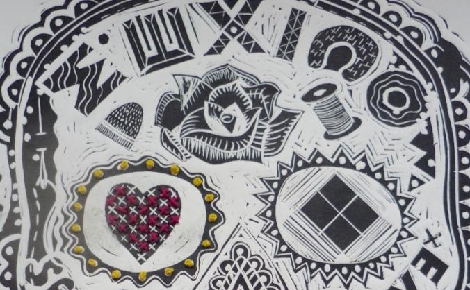 Emma's Textile Residency: Colour Me Mexico