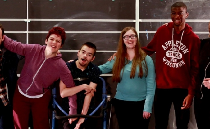 Graeae's Ensemble training programme