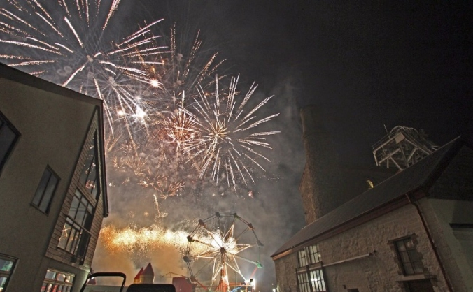 Heartlands Community Bonfire and Firework Night