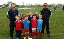 Bottesford Under 7 Football Kit