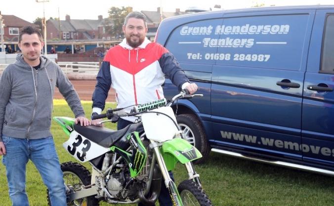 Berwick Speedway Training Academy MotoX Raffle