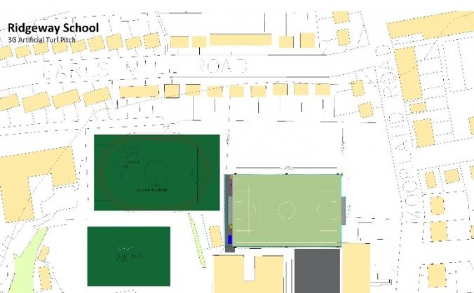 Plympton Community 3G Pitch