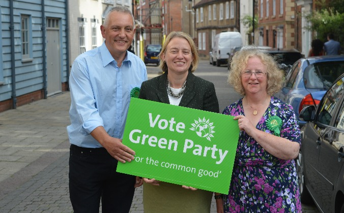A Green MP for Norwich South