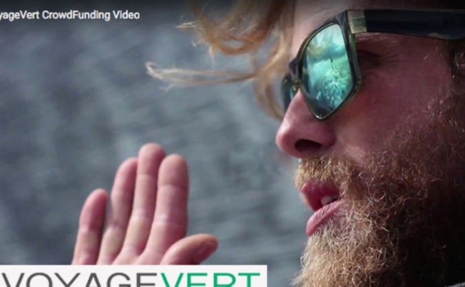 VoyageVert - the sustainable alternative to flight