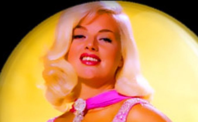 Swindon Heritage Blue Plaque for Diana Dors