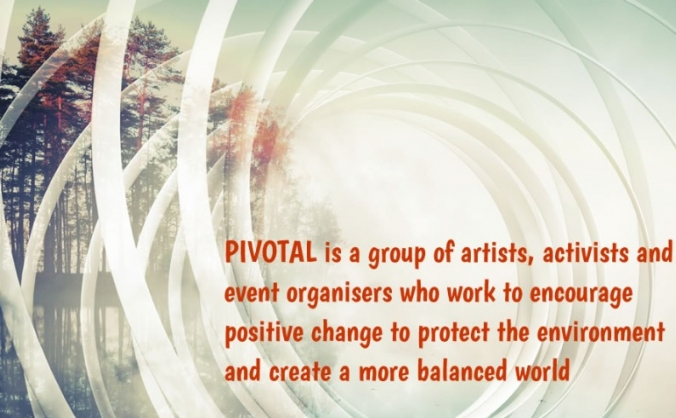 Pivotal Takeover: a festival of environment & tech