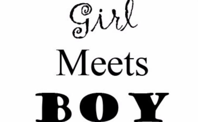 GIRL MEETS BOY - A TRANS FRIENDLY SHORT FILM