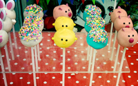 Get Rachel's Cake Pop Shop at The National Wedding Show