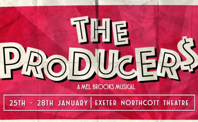 'The Producers' - Exeter University Footlights