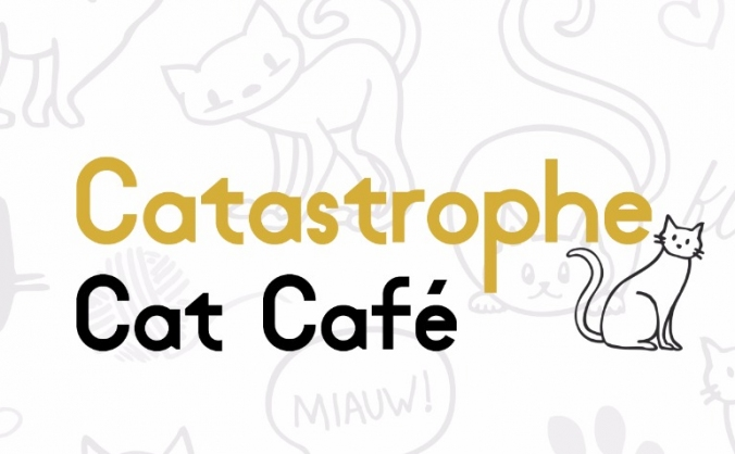 Catastrophe Cat Cafe