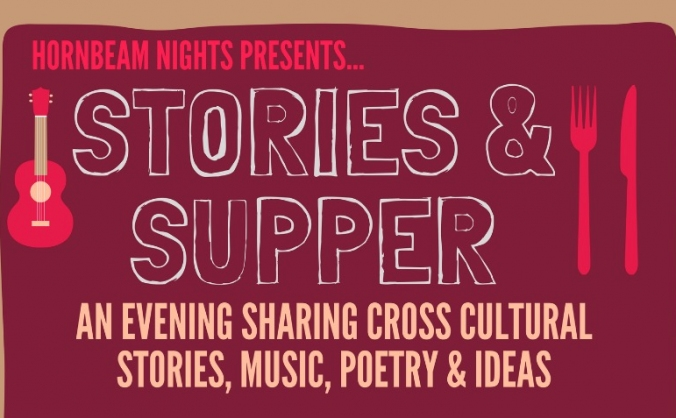 Stories & Supper - The Refugee Supper club Project