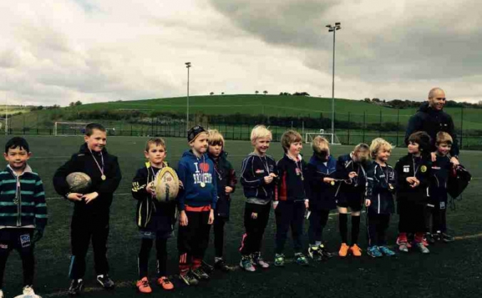 Brighton Blues U7s rugby team NEEDS KIT SPONSORS