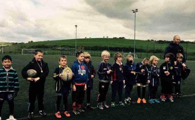 Brighton Blues U7s rugby team NEEDS KIT SPONSORS