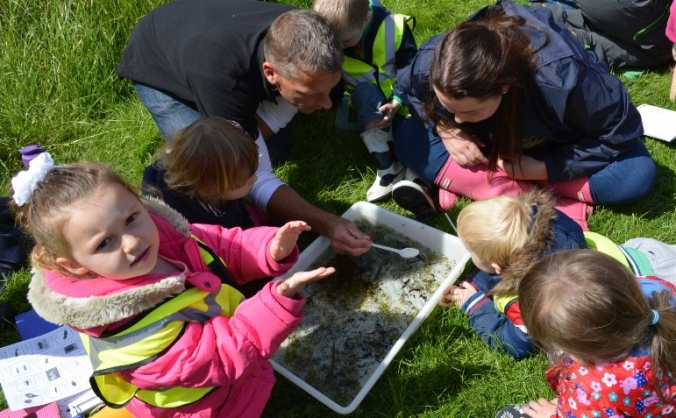 Lloyd Park Under 5's Nature Explorers